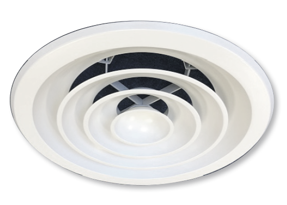Round ceiling difuser 200mm