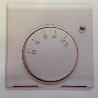 Thermostat - Adjustable Room Thermostat - 230V