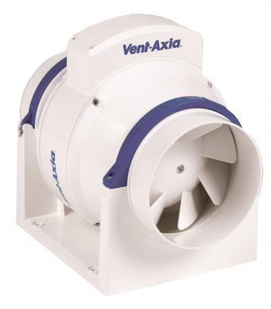 ACM 100 inline mixed flow duct fan