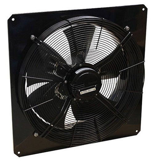 AW Sileo Plate Axial Fan EC-200mm