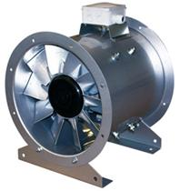 Smoke Extract Axial Fan Series AXC 450 (B)