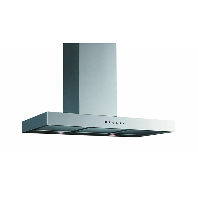 Slimline cooker extractor fan