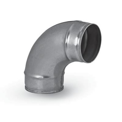 Ducting 90 Degree Bend - BU90