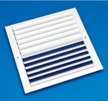 Curved Blade Grilles - CB