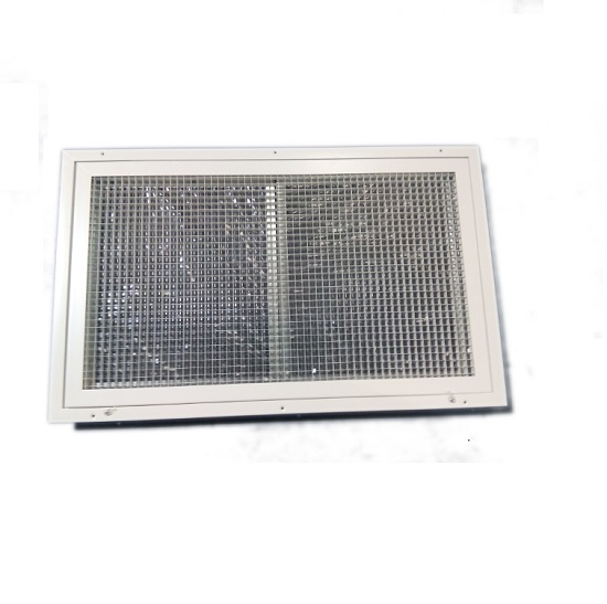 Kitchen Extract Grill with Grease Filter - 705x405 - CEF