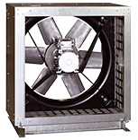 CHGT/4-630-6/-3KW- AXIAL FLOW CABINET FANS