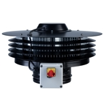 CTB Series -Roof Mounted Fan