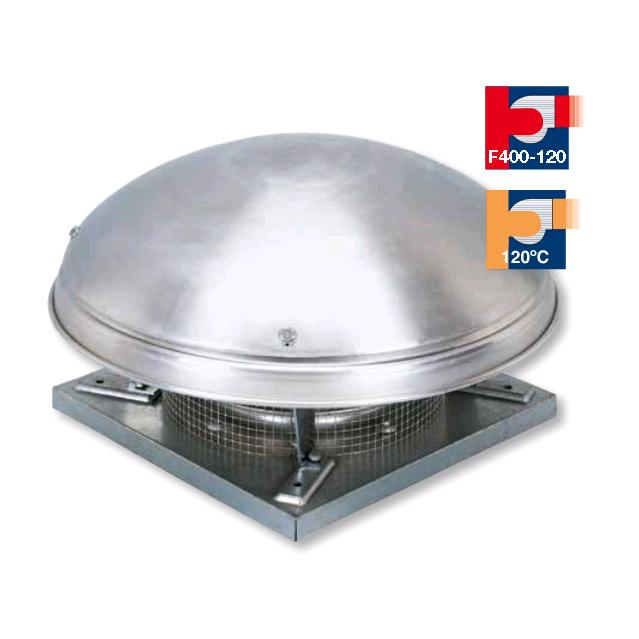 CTHB/6-400 High Temp Kitchen Roof Fan