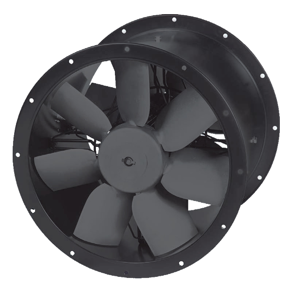 Contrafoil TCBBx2 Plus Contra Rotating Case Axial Fan Kit