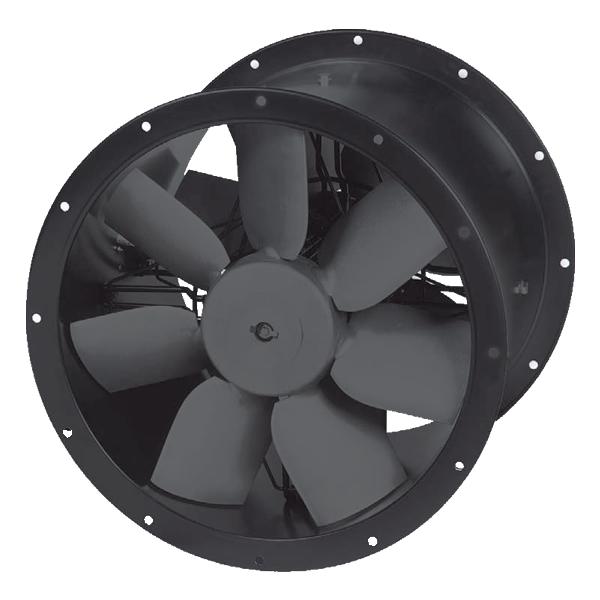 Commercial kitchen fans contrafoil tcbbx2 plus contra for Industrial exhaust fan motor