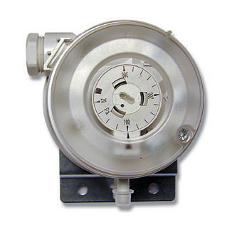 Differential Pressure Switch - DTV500