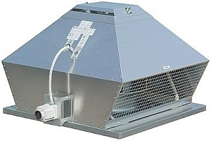 DVG-H 315D4 - Smoke extract roof unit