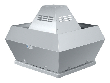 DVN 500D4 IE2 roof fan