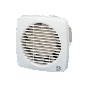 EDM 200 125mm Bathroom Fan