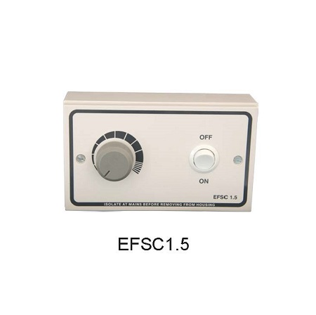 Electronic speed controller - EFSC