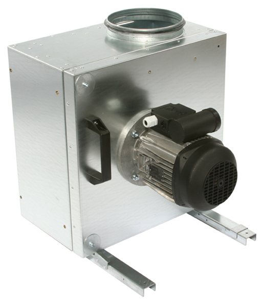 Commercial Kitchen Inline Exhaust Fan - MPS