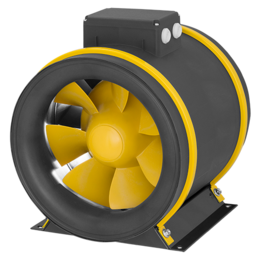 Etamaster EM 250 EC 02 (high Power) inline mix-vent fan