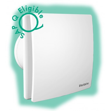 Vectaire Elegance Low Energy DMEV Fan Range