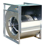 Double Inlet Forward Curved Centrifugal Fans - FDA Series