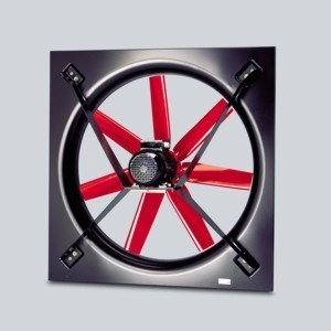 HCFT/6-800-H plastic impeller plate fan