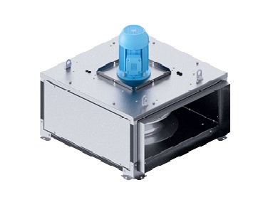 ILHT Series - High Temp Rectangle Duct Fan