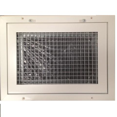 Kitchen Extract Grill with Grease Filter - 280x185 - CEF