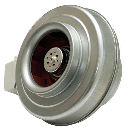 K 160 EC Circular duct fan