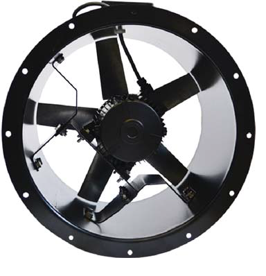Vent Axia KAF Kitchen Extract Fan - 560mm - 2 Pole - Single Phase