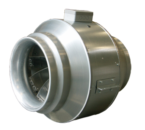 KD-EC MIXED FLOW Duct Fan