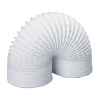 Flexible PVC Ducting - 15 Mtr