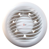 Sauna & steam 12V room fan