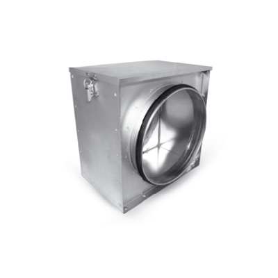 Duct Mounted Filter Box - JF