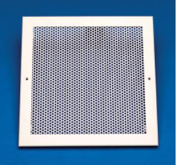 Perforated Face Grilles - PFD