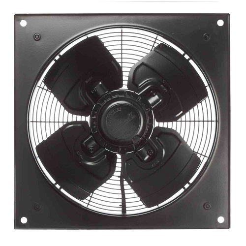 Elta Raptor SFB ATEX Plate Mounted Axial Fan- 350mm