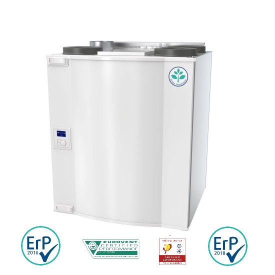 SAVE VTC 200 L High efficiency Heat Recovery Unit