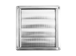 Air Louvre Shutters - XLG Stainless