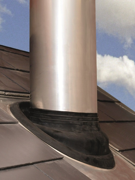 Roof & Wall Cowls - - Seldek - Aluminium Flashing - SDK