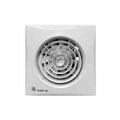 Silent 100 Extractor Fan - SELV 12 Volt