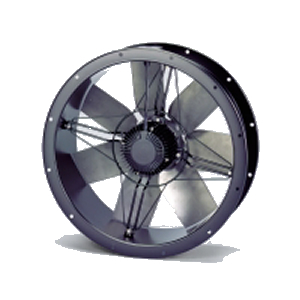 Commercial Kitchen Fans Case Axial Fan Tcbb Single