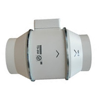 ENVIROVENT TD160 Mixvent - 100mm - TD160 Timer(5 year warranty)
