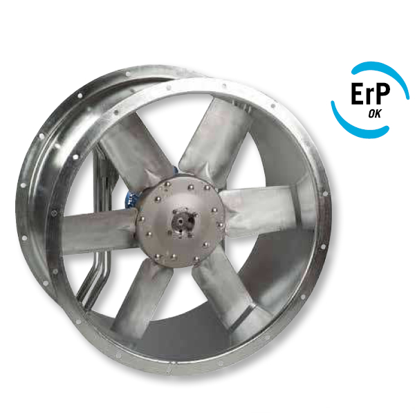 TGT Long Case Axial Fan