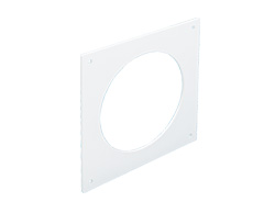100mm Round Wall Plate
