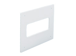 110 x 54mm Rectangular Wall Plate