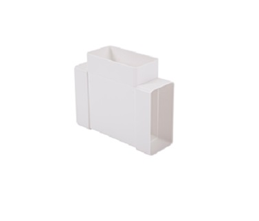 220x90mm Equal T Piece