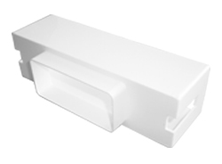 Rectangular Airbrick Adaptor