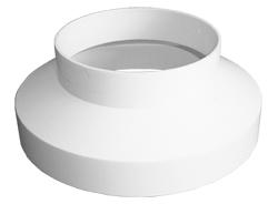 100mm - 150mm Round Reducer