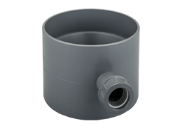 125mm Round Condensation Trap