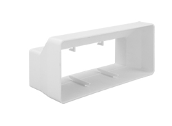 220x90mm to 204x60mm Rectangular Adapter