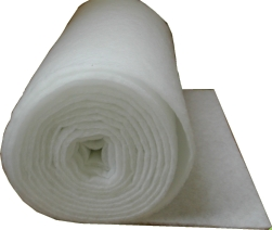 Synthetic Air Filter Media - 10mm x 1mtr x 10mtr Roll