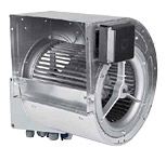 CBM Low Pressure Centrifugal Fan - CBM 10/10 4 Pole 550watt RE VR (3 Phase)